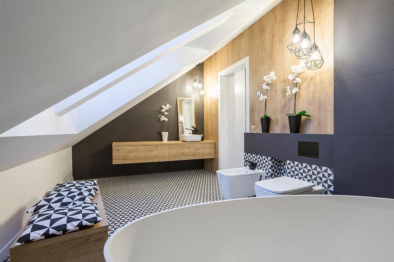 Das elegante Badezimmer | Badsanierung | Badrenovierung | Wien