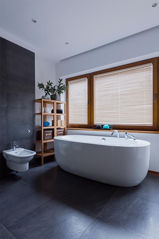 Das entspannte Badezimmer | Badsanierung | Badrenovierung | Wien