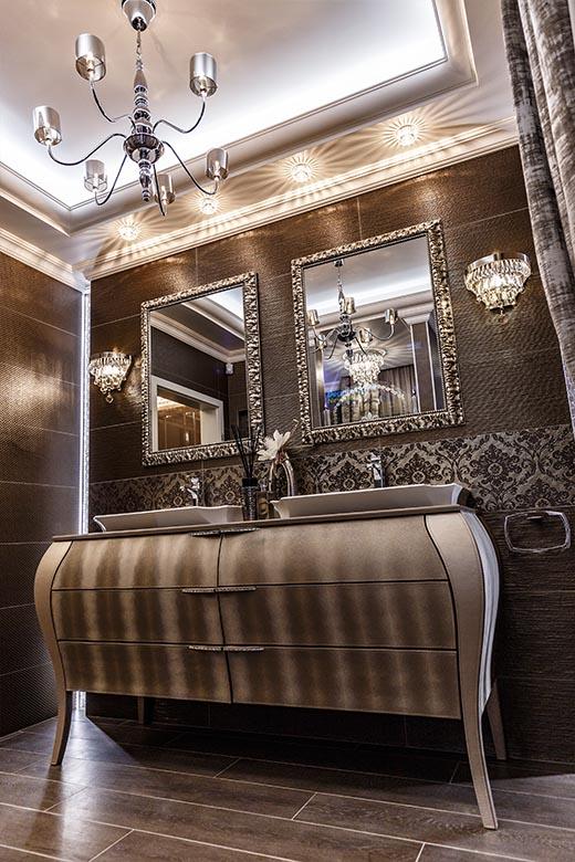 Das extravagante Badezimmer | Badsanierung | Badrenovierung | Wien