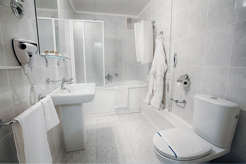 Das kompakte Badezimmer | Badsanierung | Badrenovierung | Wien