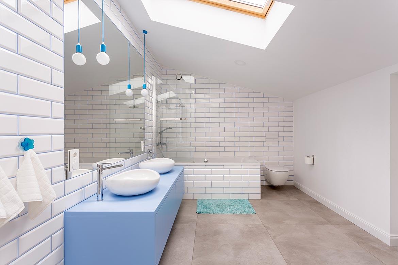 Das riesen Badezimmer | Badsanierung | Badrenovierung | Wien