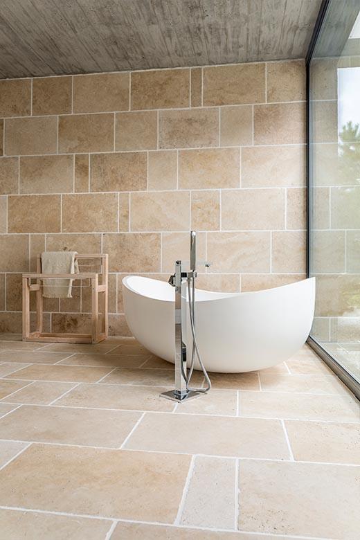 Das moderne Badezimmer | Badsanierung | Badrenovierung | Wien